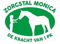Zorgstal Monica logo